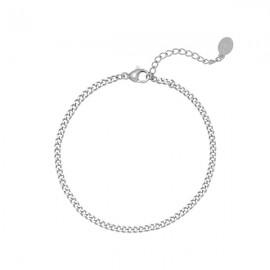 Zilveren armband chain